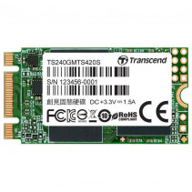 Transcend MTS420 240GB M.2 2242 Sata 3D TLC (TS240GMTS420S)
