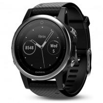 Смарт-часы Garmin Fenix 5s Silver/Black (010-01685-02)
