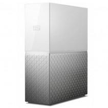 Система хранения данных NAS WD 6TB My Cloud Home (WDBVXC0060HWT-EESN)