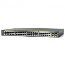 Коммутатор Cisco Catalyst 2960 Plus 48 10/100 PoE + 2 1000BT +2 SFP LAN Lite