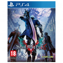 Devil May Cry 5 (PS4) Rus Sub