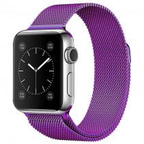 Ремешок Apple Watch Milanese Loop (38mm/40mm) Purple