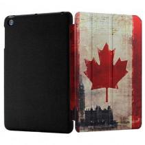 Чехол-книжка Wow case Covermate plus for iPad 2018 (New) / 2017 (Canada Flag)