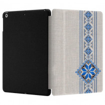 Чехол-книжка Wow case Covermate plus for iPad 2018 (New) / 2017 (Vishivanka Blue)