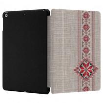 Чехол-книжка Wow case Covermate plus for iPad 2018 (New) / 2017 (Vishivanka Red)