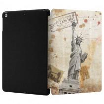 Чехол-книжка Wow case Covermate plus for iPad 2018 (New) / 2017 (Statue of Liberty)