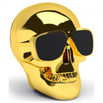 Jarre AeroSkull Nano Chrome Gold (ML 80112)