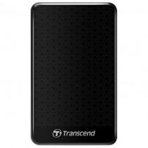 Внешний накопитель Transcend StoreJet 25A3 2TB 2.5 USB 3.0 External Black (TS2TSJ25A3K)