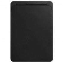Чехол Apple Leather Sleeve for iPad Pro 12.9 Saddle Black (MQ0U2)
