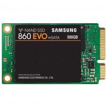 Samsung 860 Evo-Series 500GB mSATA SATA III V-NAND MLC (MZ-M6E500BW)