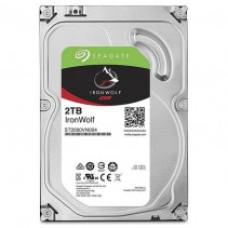 HDD Seagate IronWolf HDD 2TB 5900rpm 64MB 3.5 SATAIII (ST2000VN004)