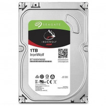 HDD Seagate IronWolf HDD 1TB 5900rpm 64MB 3.5 SATAIII (ST1000VN002)