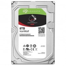 HDD Seagate IronWolf HDD 8TB 7200rpm 256MB 3.5 SATAIII (ST8000VN0022)