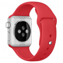 Ремешок Apple Watch 38mm Sport Band PRODUCT Red (MLD82)