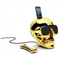 Jarre AeroSkull HD+ Chrome Gold (ML 81022)