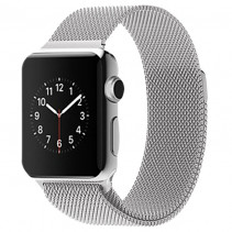 Ремешок Apple Watch Milanese Loop (38mm/40mm) Silver