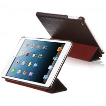 Чехол-книжка Verus Crocodile PU Leather Case for iPad Mini (Brown) (VSIP6IK4BR)