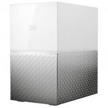 Система хранения данных NAS WD 8TB My Cloud Home Duo (WDBMUT0080JWT-EESN)