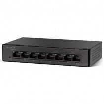 Коммутатор Cisco SB SF110D-08HP 8-Port 10/100 PoE Desktop Switch