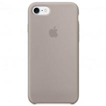 Чехол Apple iPhone 8 Silicone Pebble (Original copy)