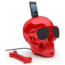 Jarre AeroSkull HD+ Glossy Red (ML 81025)