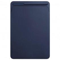 "Чехол Apple Leather Sleeve for iPad Pro 10.5"" Midnight Blue (MPU22)"