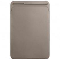 "Чехол Apple Leather Sleeve for iPad Pro 10.5"" Taupe (MPU02)"