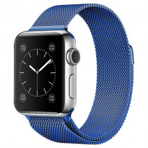 Ремешок Apple Watch Milanese Loop (42mm/44mm) Dark Blue