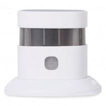 Умный датчик дыма Zipato Smoke Sensor, Z-wave, 3V CR123A, 85дБ, White