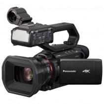 Видеокамера Panasonic HC-X2000 UHD 4K 3G-SDI/HDMI Pro Black (HC-X2000EE)