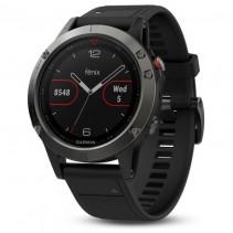 Смарт-часы Garmin Fenix 5 Slate Gray with Black Band Performer Bundle (010-01688-30)