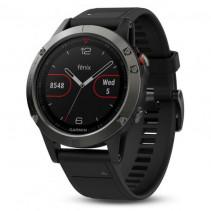 Смарт-часы Garmin Fenix 5 Slate Gray with Black Band (010-01688-00)