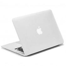 "Чехол-накладка Lukx for Apple MacBook Air 13"" (2018) White Matte"