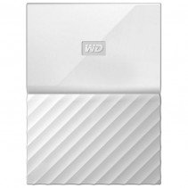 Внешний накопитель Western Digital My Passport 1TB 2.5 USB 3.0 External White (WDBYNN0010BWT-WESN)