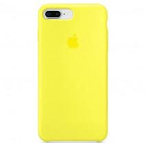 Чехол Apple iPhone 8 Plus Silicone Case Flash (Original copy)