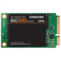 Samsung 860 Evo-Series 250GB mSATA SATA III V-NAND MLC (MZ-M6E250BW)