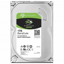 HDD Seagate BarraCuda HDD 1TB 7200rpm 64MB 3.5 SATA III (ST1000DM010)