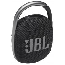 JBL Clip 4 Black (JBLCLIP4BLK)