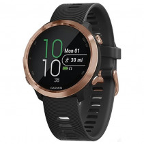 Смарт-часы Garmin Forerunner 645 Music Black with Rose Gold Hardware (010-01863-32)