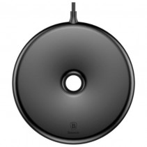 Беспроводное ЗУ Baseus Donut Wireless Charger (Black) (WXTTQ-01)