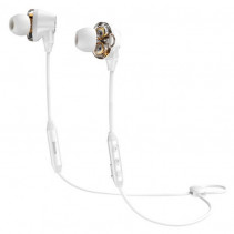 Наушники Baseus Encok S10 Earphones In-Ear Wireless Bluetooth Headphones with Dual Moving-coil (White) (NGS10-02)