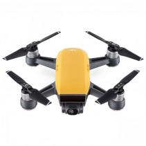 Квадрокоптер DJI Spark (Sunrise Yellow) Fly More Combo