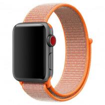 Ремешок Apple Watch Milanese Loop (38mm/40mm) Orange