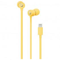 Наушники Beats urBeats 3 with Lightning Connector Yellow (MUHU2)