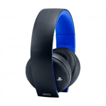 Наушники Sony PS4 Wireless Stereo Headset 2.0 Black/Blue