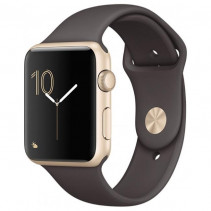 Ремешок Apple Watch 42mm Sport Band (S/M & M/L) Cocoa