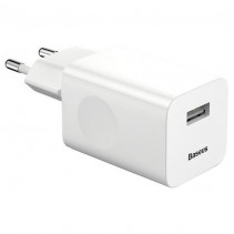 Сетевое ЗУ  Baseus Charging Quick Charger White (CCALL-BX02)