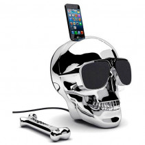 Jarre AeroSkull HD+ Chrome Silver (ML 81020)