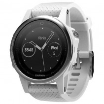 Смарт-часы Garmin Fenix 5s White with Carrara White Band (010-01685-00)