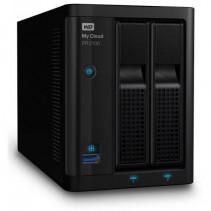 Сетевое хранилище NAS WD PR2100 Pro Series (WDBBCL0000NBK-EESN)